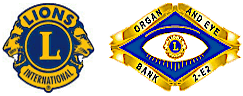 Lion's Club International - Lions Organ and Eye Bank 2E2